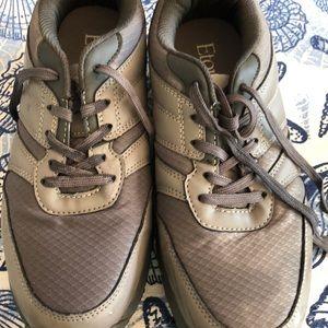 Men's Size 8 Etonic Golf Shoes Gray